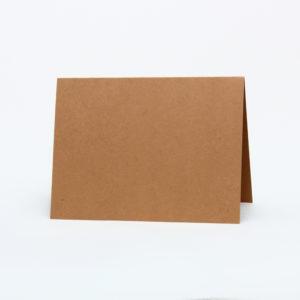 Baza do kartek 150×200 z brązowej tektury