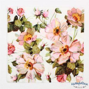 Serwetka K10 – kwiaty