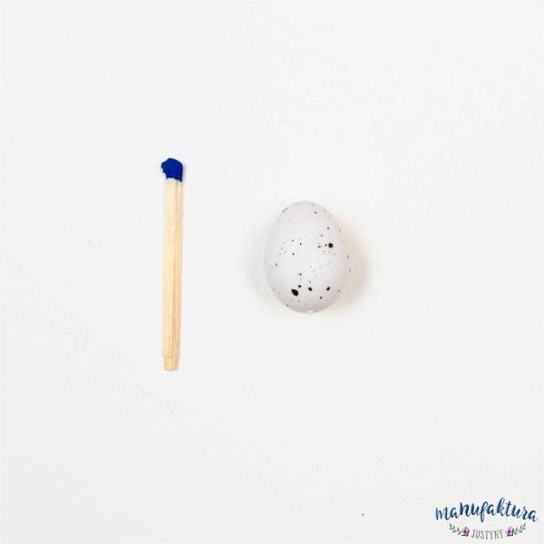 Jajko przepiórcze – plastik