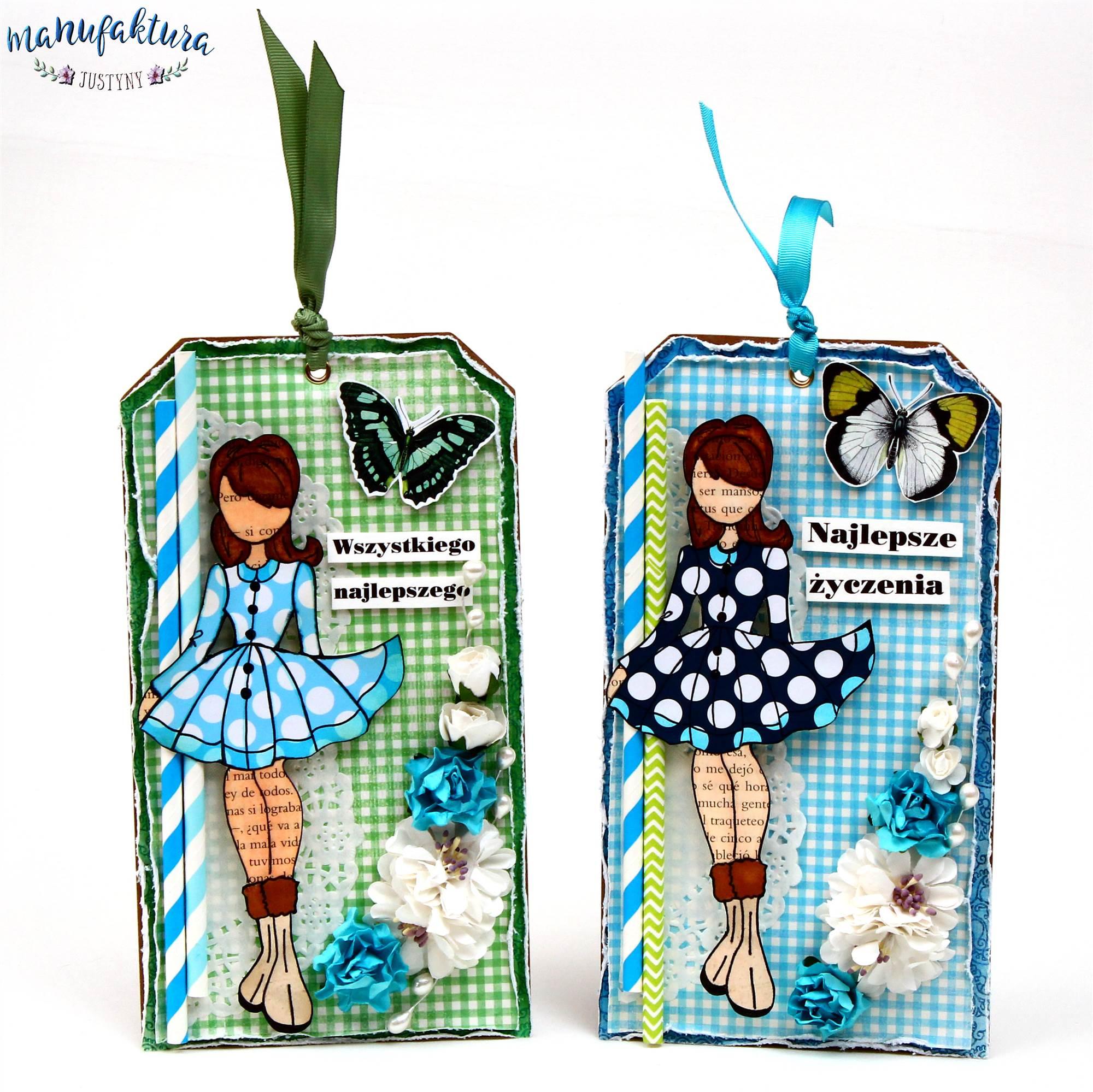 Kartki z Valentiną – Julie Nutting Doll