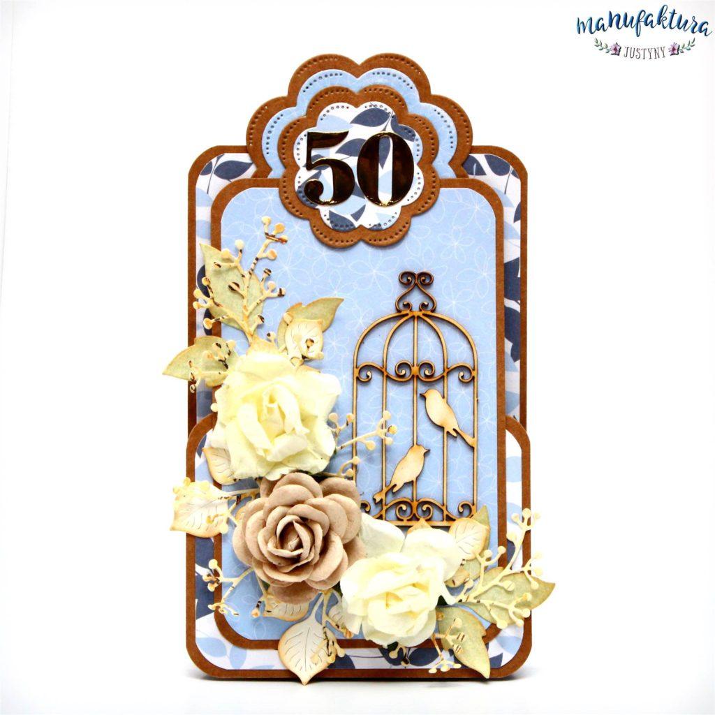 na 50 rocznicę ślubu