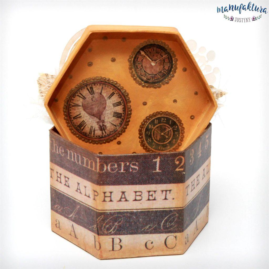 Pudełeczko Vintage